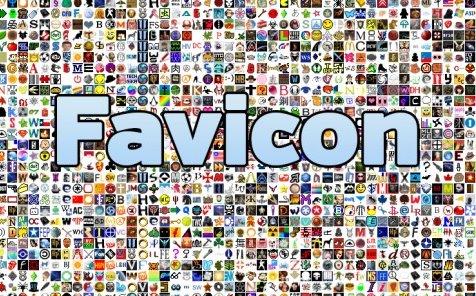 Иконка для сайта. Как установить Favicon